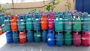 Ra quân xử lý sang chiết, kinh doanh gas trái phép