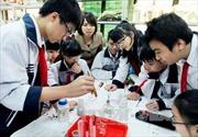 Những trường nào của Hà Nội được tuyển sinh lớp 6 bằng đánh giá năng lực?