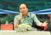 Thủ tướng Nguyễn Xuân Phúc đối thoại với nông dân Việt Nam
