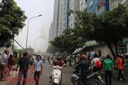 Người dân dè dặt với chung cư sau sự cố cháy ở Carina Plaza