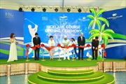 BRG Đà Nẵng Golf Resort có sân gôn phong cách bờ kè (bulkhead style) đầu tiên tại Châu Á