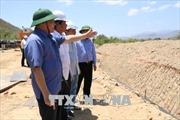 Gấp rút khắc phục tình trạng hạn hán tại Ninh Thuận