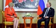 Anh bẽ mặt với Nga trong vụ bê bối điệp viên