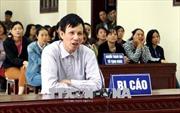 Tuyên phạt Nguyễn Văn Túc 13 năm tù về tội 'Hoạt động nhằm lật đổ chính quyền nhân dân'