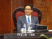 Tiếp tục làm sâu sắc hơn nữa quan hệ hợp tác giữa Việt Nam - UNDP