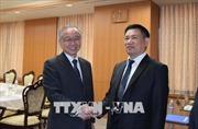 Việt Nam và Nhật Bản tăng cường quan hệ hợp tác kiểm toán
