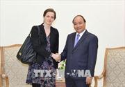 Thủ tướng Nguyễn Xuân Phúc tiếp Bộ trưởng Y tế Đan Mạch