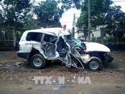 Khẩn trương điều tra vụ tai nạn giao thông làm 3 người tử vong ở Đắk Nông