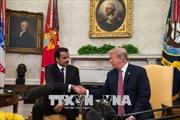 Tổng thống Mỹ đánh giá cao mối quan hệ tốt đẹp với Qatar