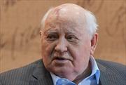 Ông Mikhail Gorbachev khuyến khích hai Tổng thống Putin và Trump đối thoại
