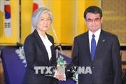 Hàn Quốc, Nhật Bản tăng cường hợp tác giải quyết vấn đề hạt nhân Triều Tiên