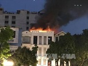 Phòng chống cháy nổ tại các chung cư cao tầng ở Hà Nội - Bài 3: Chú trọng sự an toàn của người dân