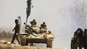 Giữa mối nguy bị Mỹ dội tên lửa, Syria giành toàn quyền kiểm soát Đông Ghouta