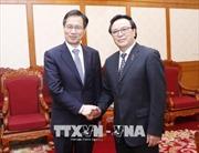 Tổng Thư ký Hội nghị quốc tế các đảng chính trị châu Á làm việc tại Việt Nam