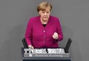 Đức khẳng định không 'động binh' nhằm vào Syria