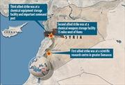 Nhìn lại toàn cảnh chiến dịch không kích Syria của Mỹ, Anh, Pháp