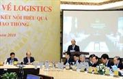 Phát triển dịch vụ logistics Việt Nam ngang tầm khu vực và thế giới