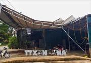 Mưa to kèm lốc xoáy gây nhiều thiệt hại tại Điện Biên, Yên Bái