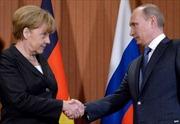 Nga và Đức nhất trí thúc đẩy tiến trình chính trị về Syria