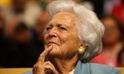 Mỹ: Cựu đệ nhất phu nhân Barbara Bush qua đời ở tuổi 92