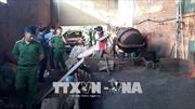 Chiều nay họp báo về vụ trộn hóa chất 'bẩn' vào phế phẩm cà phê tại Đắk Nông