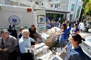 Nổ lớn do rò rỉ khí ga tại bệnh viện ở Chile, hàng chục người thương vong
