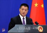 Trung Quốc để ngỏ khả năng nới lỏng lệnh trừng phạt Triều Tiên