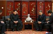 Nhà lãnh đạo Triều Tiên bất ngờ tới Đại sứ quán Trung Quốc