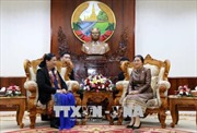 Tăng cường truyền thống quan hệ hợp tác hữu nghị giữa Việt Nam - Lào