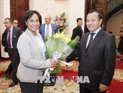 Họp Ủy ban hỗn hợp và Tham vấn chính Việt Nam - Maroc
