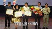 Bế mạc Liên hoan Sân khấu kịch nói toàn quốc năm 2018