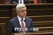 Armenia định ngày bầu Thủ tướng mới vào 1/5