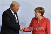'Nút thắt' khó gỡ trong quan hệ Đức - Mỹ