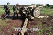 Quân chính phủ Syria tiếp tục đẩy lùi IS ở phía Nam Damascus