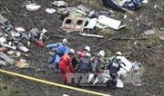 Công bố kết quả điều tra vụ tai nạn máy bay chở CLB bóng đá Chapecoense