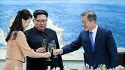 Giải mã ngôn ngữ cơ thể của nhà lãnh đạo Triều Tiên trong Hội nghị thượng đỉnh