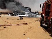 Rơi máy bay quân sự, ba phi công thiệt mạng