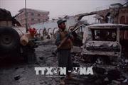 Đánh bom liều chết gần cơ quan tình báo của Afghanistan
