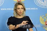 Nga thông báo với các đối tác về việc đình chỉ tham gia Hiệp ước INF