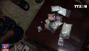 Bắt nhóm đối tượng sử dụng ma túy trong căn hộ cao cấp