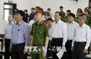 Xét xử phúc thẩm vụ án Trịnh Xuân Thanh, Đinh La Thăng và đồng phạm tại PVC