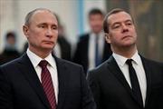 Thủ tướng mới của Nga sẽ lộ diện sau lễ tuyên thệ của ông Putin