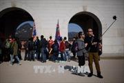 Trao đổi du lịch Trung Quốc - Hàn Quốc dần phục hồi