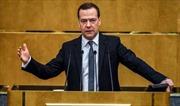 Tổng thống Putin đề cử ông Medvedev vào chức Thủ tướng nhiệm kỳ mới