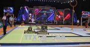 Khai mạc vòng chung kết cuộc thi sáng tạo Robocon Việt Nam 2018