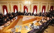 Lãnh đạo Nhật Bản, Trung Quốc, Hàn Quốc bắt đầu Hội nghị Cấp cao