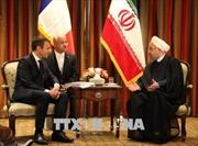 Tổng thống Pháp và Iran điện đàm về căng thẳng Iran - Mỹ
