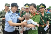 Quảng Ninh tiếp nhận một bé trai bị lừa bán sang Trung Quốc