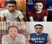 Quảng Ninh triệt phá đường dây buôn ma túy tự xưng được 'bảo kê'