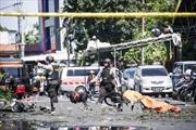IS nhận là thủ phạm loạt vụ đánh bom tại Indonesia